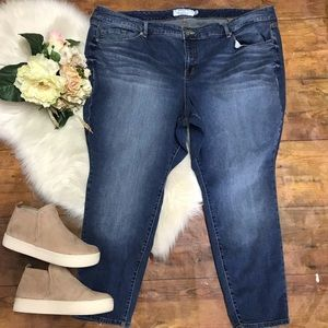 🌷Torrid Denim Wash Jeans 🌷